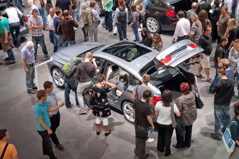 iaa 2011 frankfurt стоковые изображения