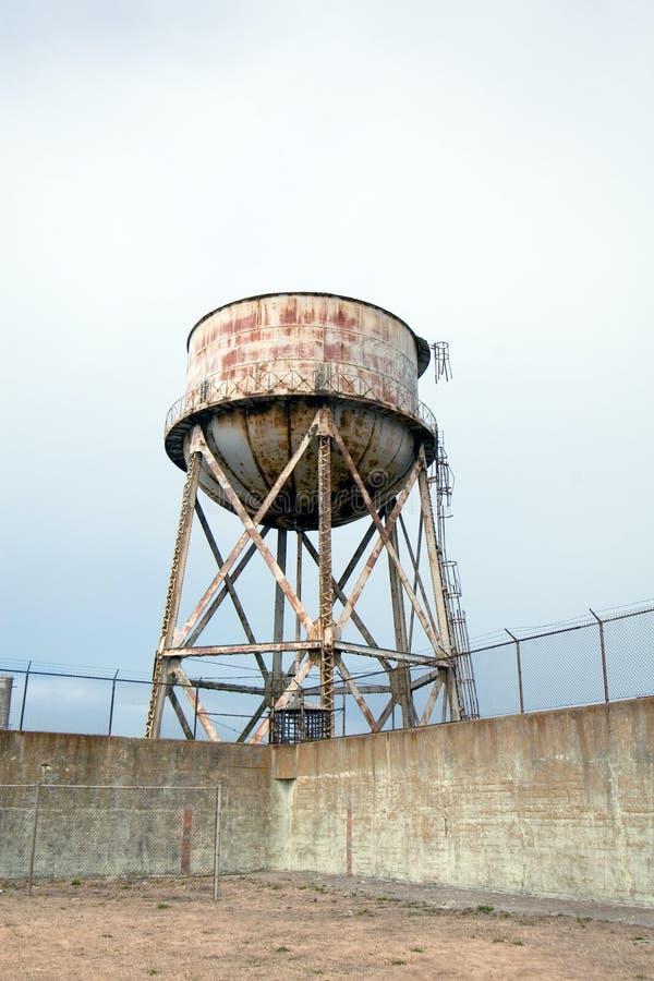 Iarda di esercizio a Alcatraz