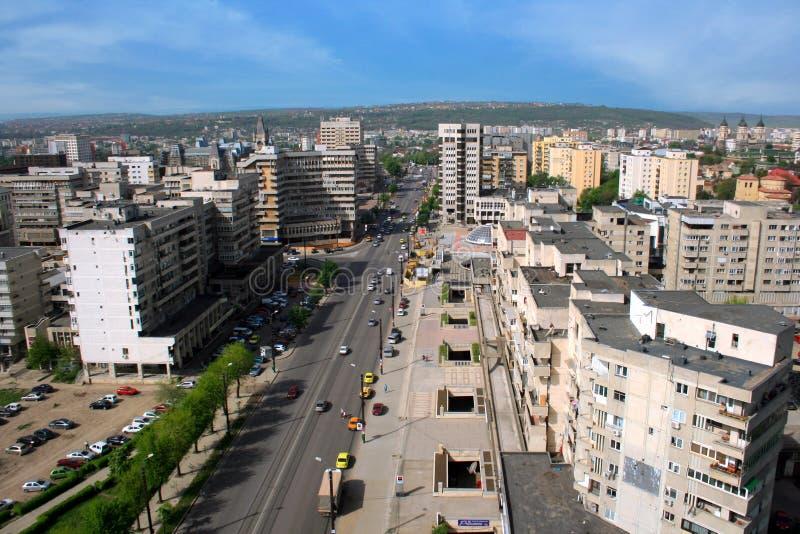 Iasi - Rumänien arkivbilder