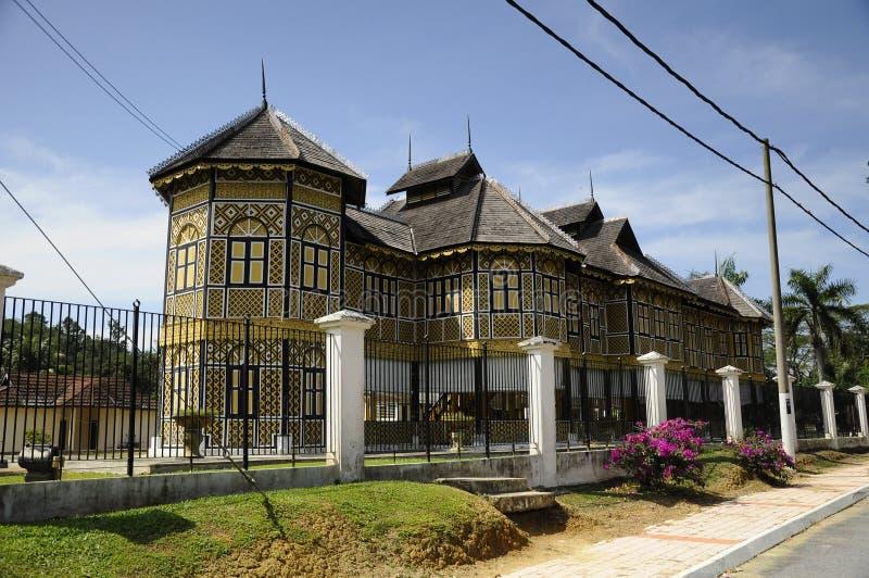 Iatana Kenangan i Kuala Kangsar royaltyfri bild