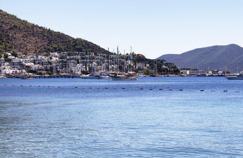 Iate e barcos de vela luxuosos imagens de stock royalty free