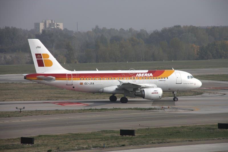 Iberia fotografie stock libere da diritti