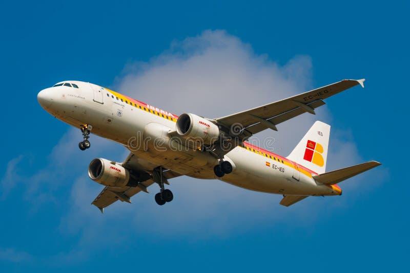 Iberia royalty free stock photo