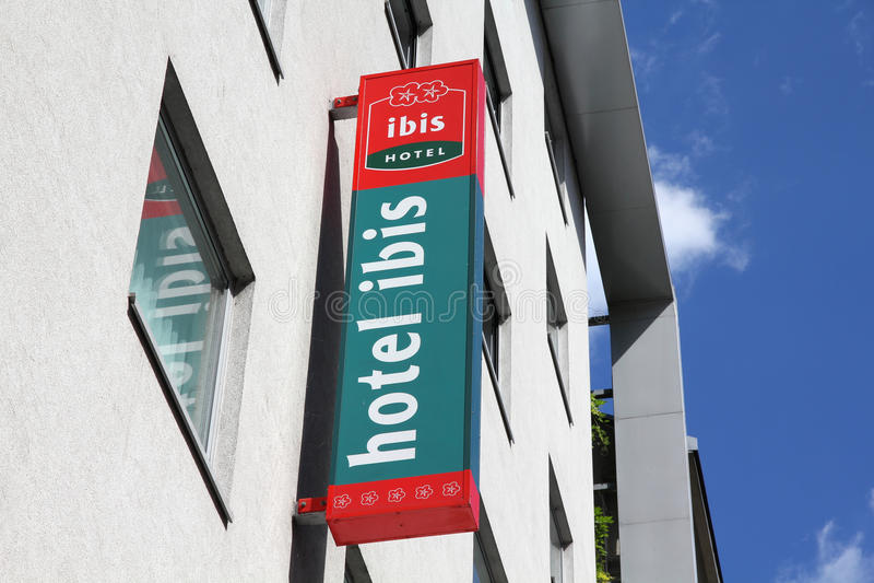 Ibis Hotel royalty free stock image