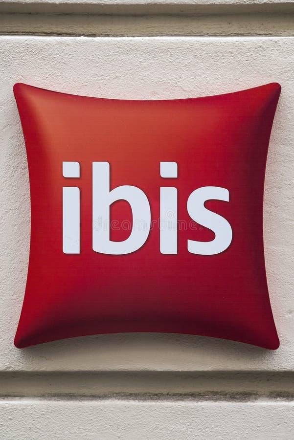 Ibis Hotel Company royalty free stock image