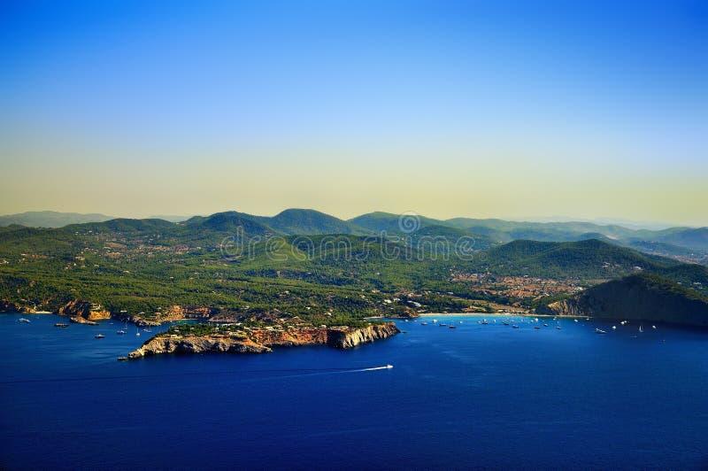 Ibiza lizenzfreies stockfoto