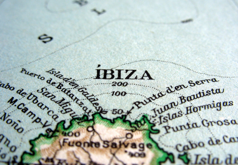 Ibiza photo stock
