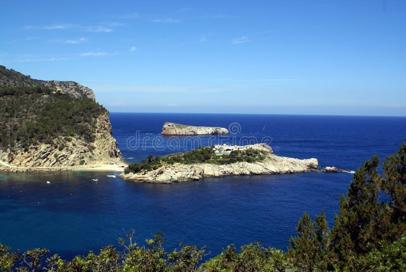 Ibiza - Balearic Island - Spain fotos de stock royalty free