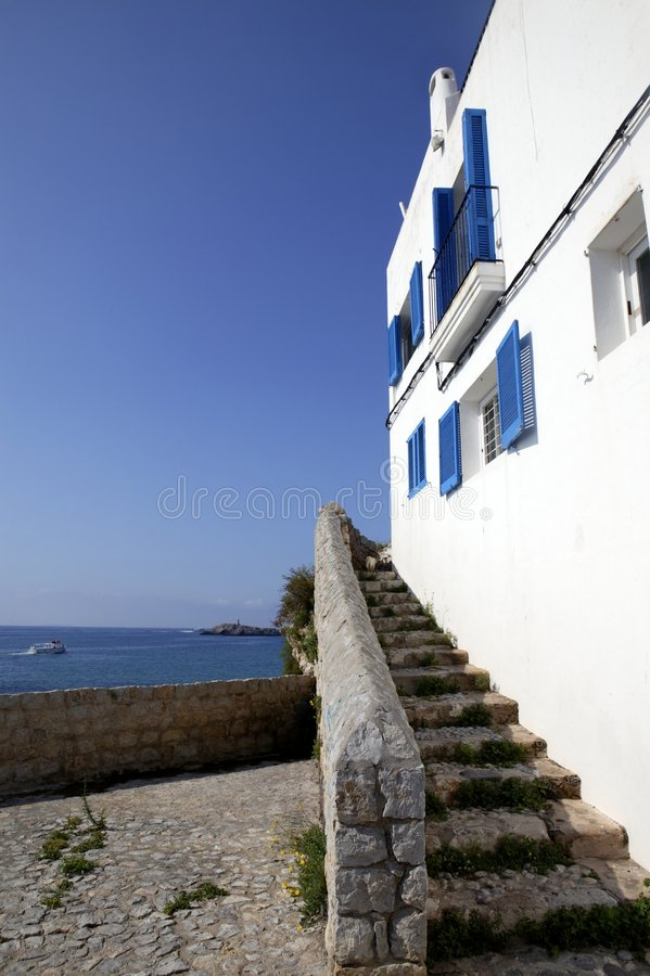 Download Ibiza From Balearic Islands In Spain Stock Photo - Image: 8960968