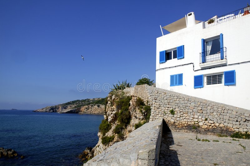 Download Ibiza From Balearic Islands In Spain Stock Photo - Image: 8961296