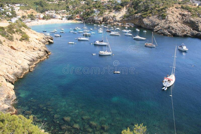 Ibiza Beach Stock Images