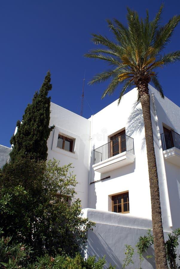 Ibiza - de Balearen - Spanje royalty-vrije stock foto