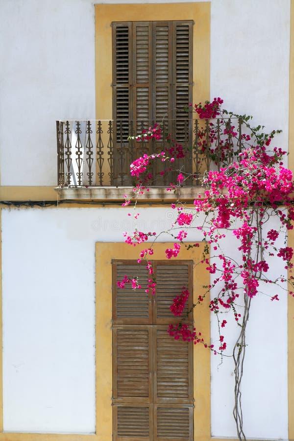 Download Ibiza Mediterranean Island Architecture Houses Stock Image - Image: 9934263