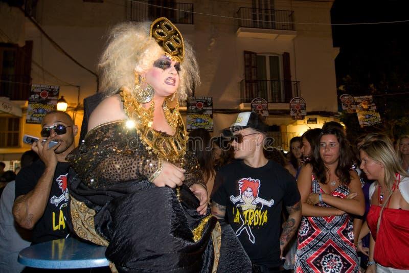 Download Ibiza Party Editorial Stock Photo - Image: 10300038