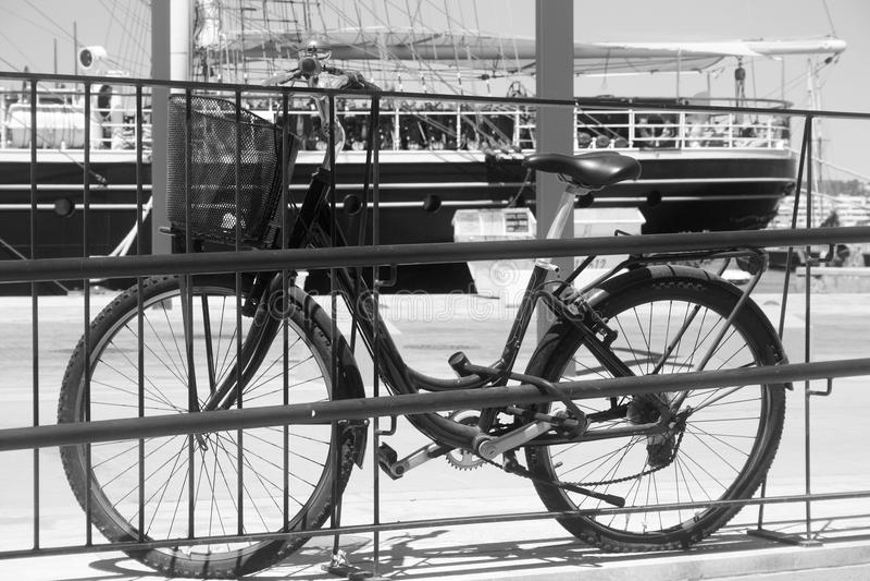 Ibiza-Zyklen lizenzfreie stockbilder