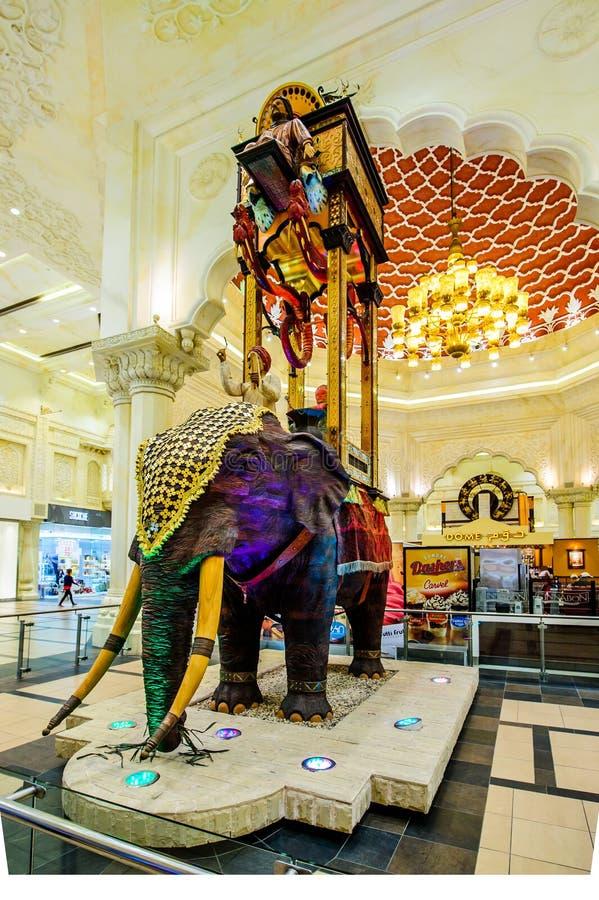 Ibn Battuta centrum handlowe, Dubaj, UAE zdjęcia stock