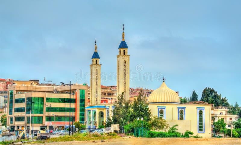 Ibn Elarabi Masjid, una mezquita en Constantina, Argelia foto de archivo