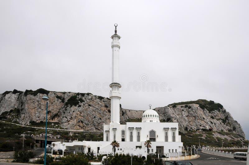 Ibrahim al Ibrahim Mosque foto de archivo
