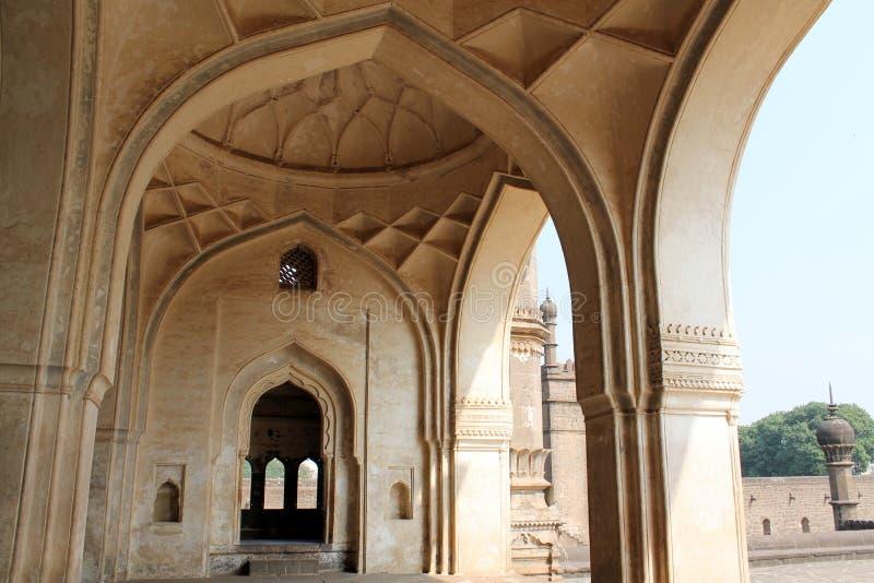 Ibrahim Rouza Bijapur стоковая фотография rf