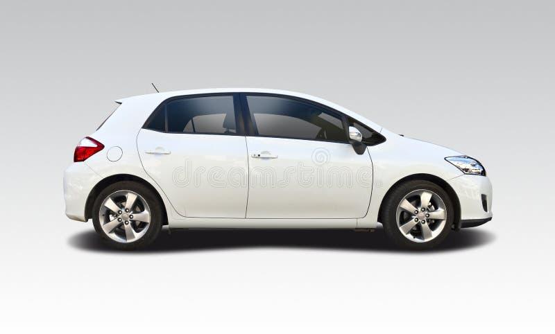 Ibrido di Toyota Auris fotografia stock libera da diritti