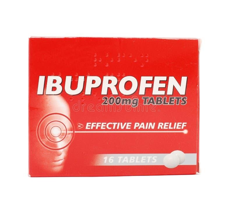 Ibuprofen imagenes de archivo