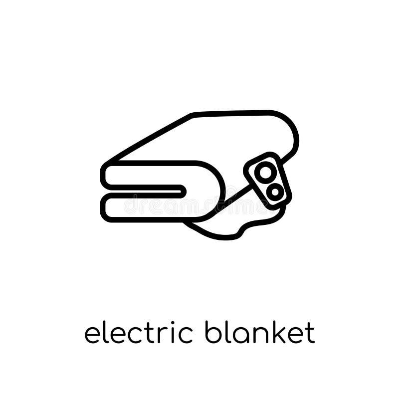 icône couvrante électrique  illustration libre de droits