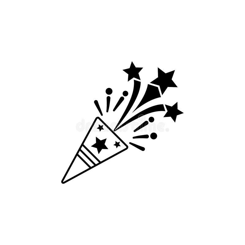 Icône d'aileron Élément d'icône de partie et d'amusement Icône de la meilleure qualité de conception graphique de qualité Signes  illustration libre de droits