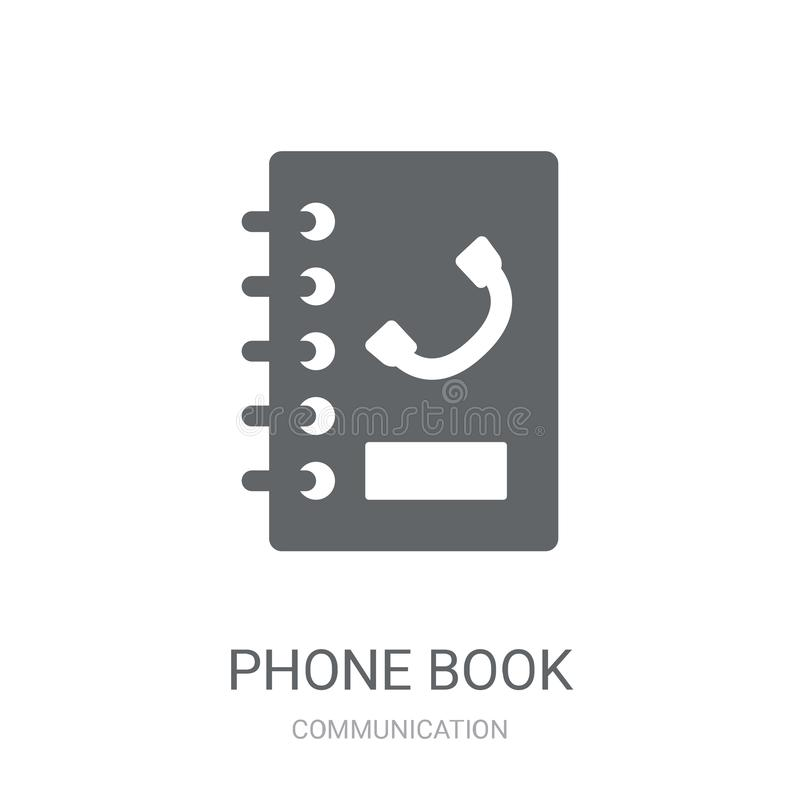 Icône d'annuaire  illustration libre de droits