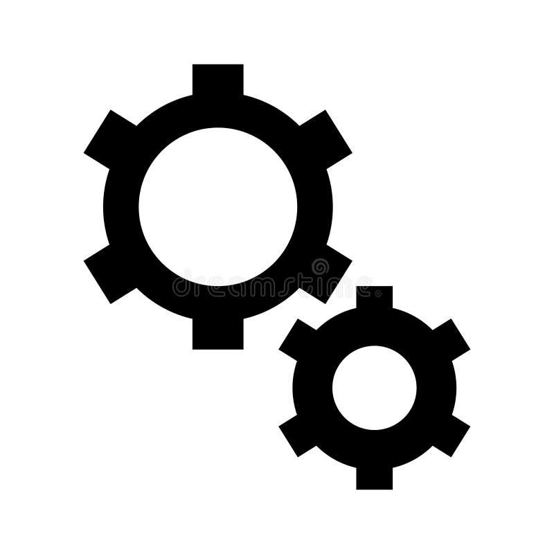 Icône d'arrangement illustration de vecteur
