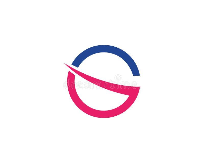 Icône d'illustration de vecteur de lettre de G illustration libre de droits
