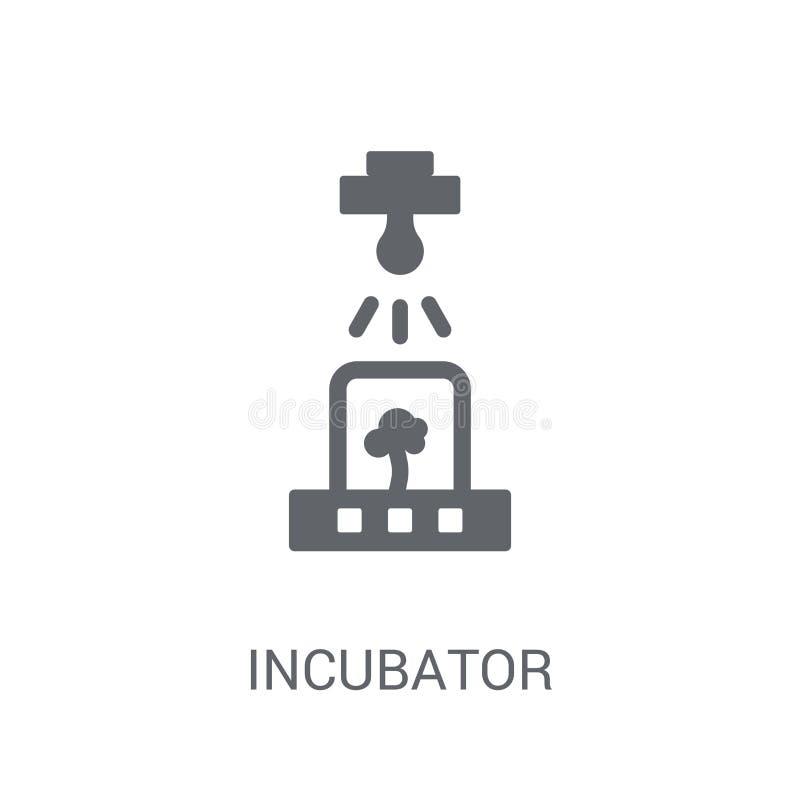 Icône d'incubateur  illustration libre de droits