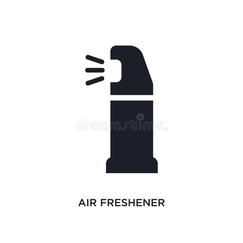 icône d'isolement par parfum d'ambiance illustration simple d'élément des icônes de nettoyage de concept symbole editable de sign illustration de vecteur