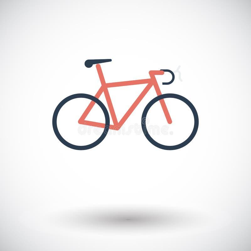 Icône de bicyclette illustration libre de droits