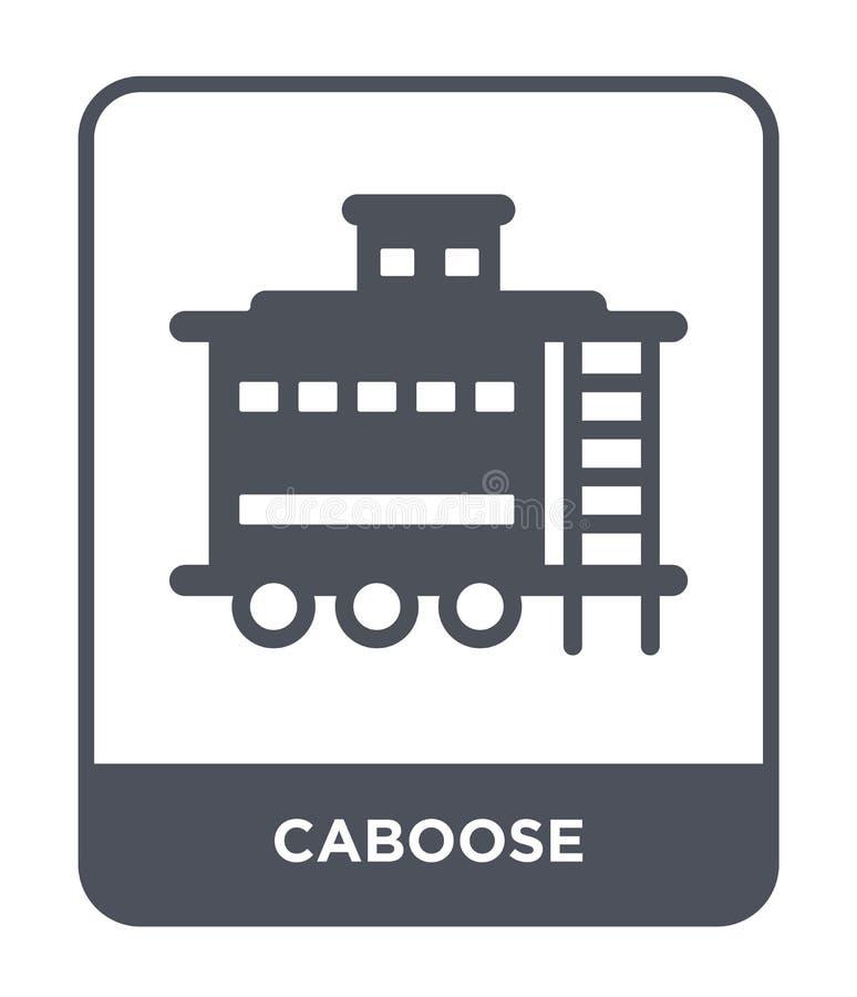 icône de cambuse dans le style à la mode de conception icône de cambuse d'isolement sur le fond blanc symbole plat simple et mode illustration de vecteur