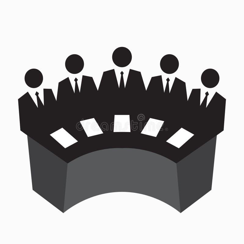 Icône de collégium illustration de vecteur
