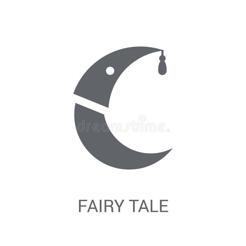 Icône de conte de fées  illustration libre de droits