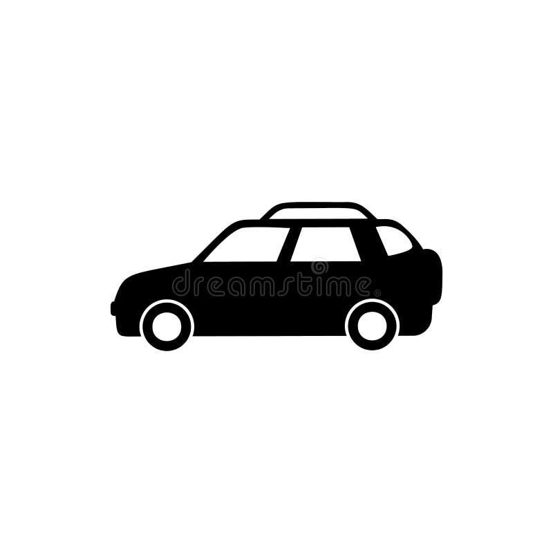 icône de croisement Élément de type icône de voiture Icône de la meilleure qualité de conception graphique de qualité Signes et i illustration libre de droits