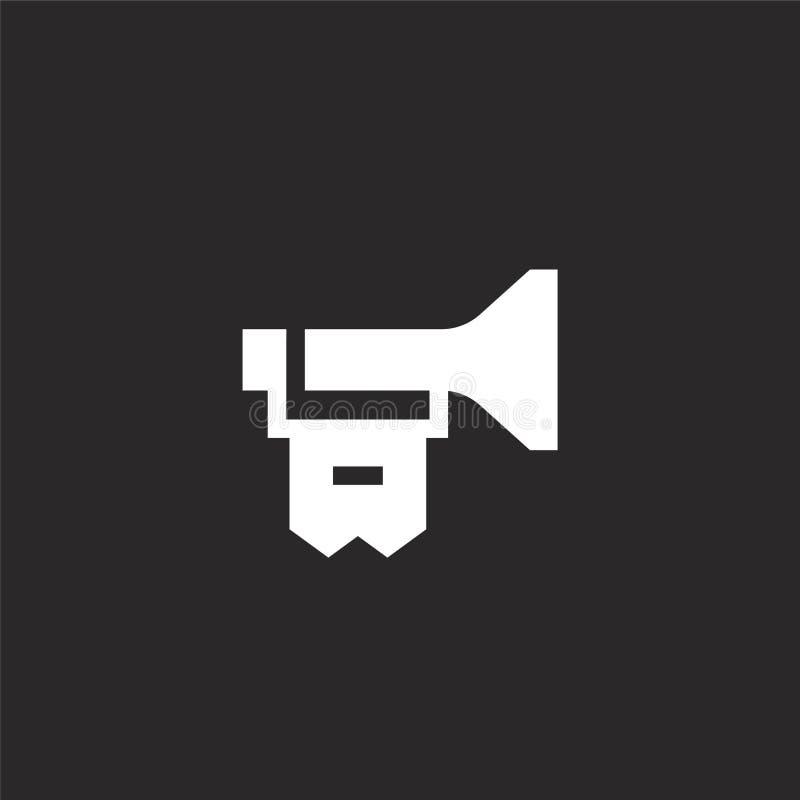 icône de cultures Icône remplie de cultures pour la conception de site Web et le mobile, développement d'appli icône de cultures  illustration libre de droits
