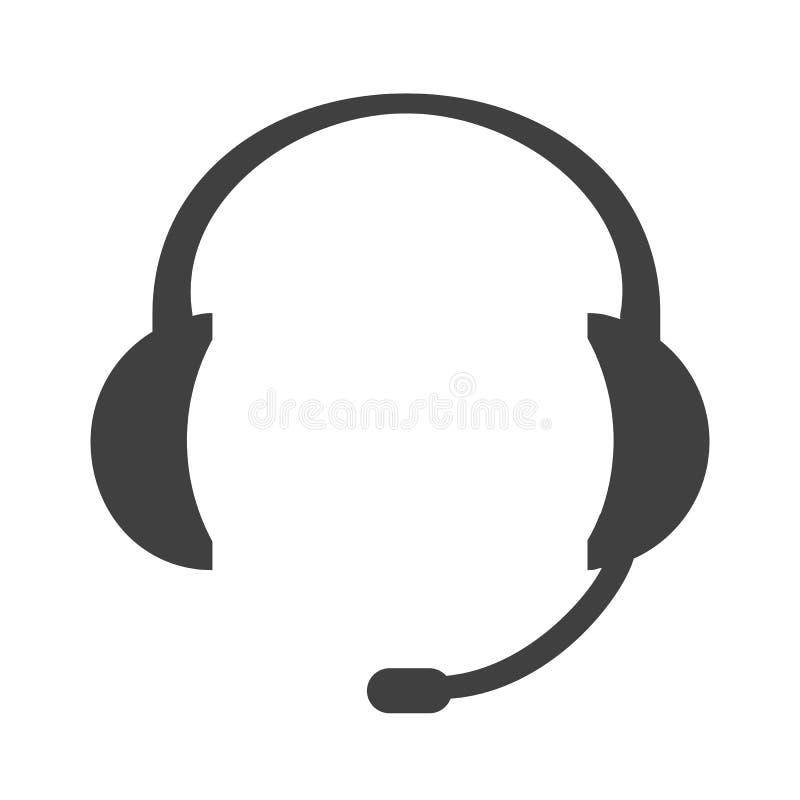 Icône de microphone, expéditeur pour des apps et sites Web illustration de vecteur