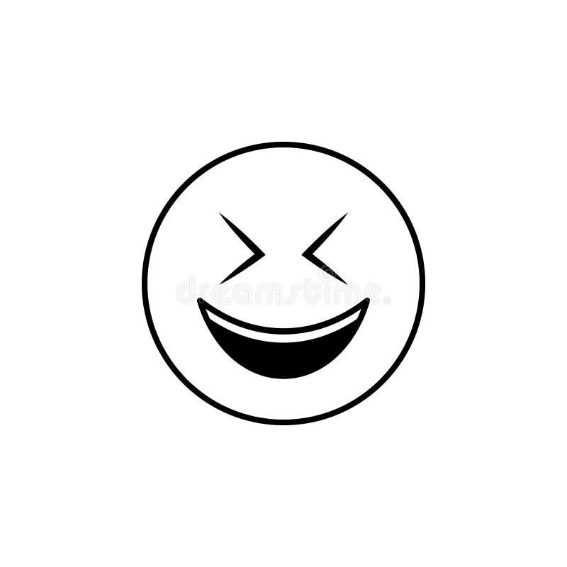 icône de moquerie Ensemble détaillé d'avatars des icônes de professions De la meilleure qualité conception qualité de symbole gra illustration libre de droits