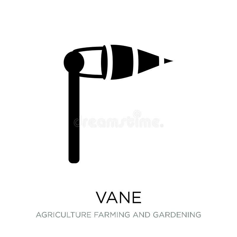 icône de palette dans le style à la mode de conception icône de palette d'isolement sur le fond blanc symbole plat simple et mode illustration stock