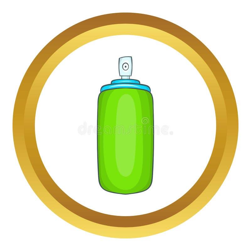 Icône de parfum d'ambiance illustration libre de droits