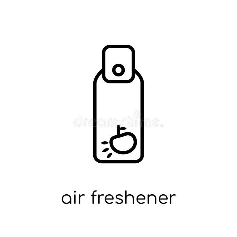 Icône de parfum d'ambiance de collection illustration libre de droits