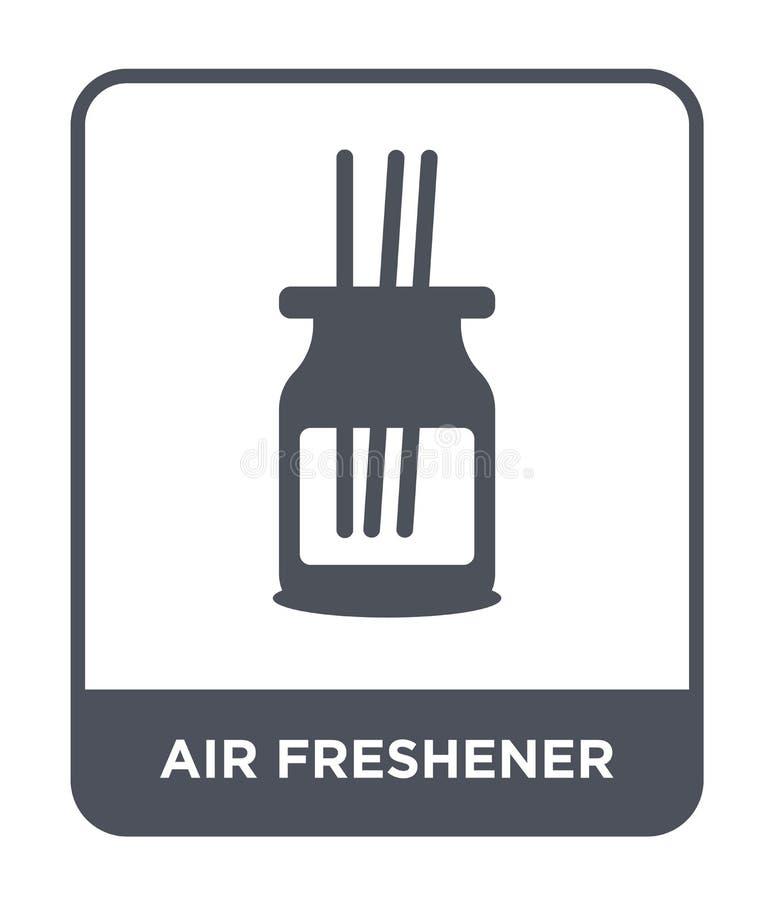 icône de parfum d'ambiance dans le style à la mode de conception icône de parfum d'ambiance d'isolement sur le fond blanc icône d illustration de vecteur