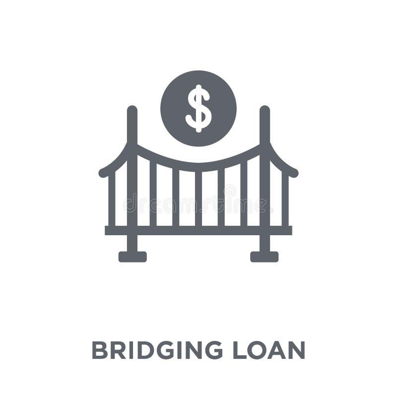 Icône de prêt relais de collection de prêt relais illustration libre de droits