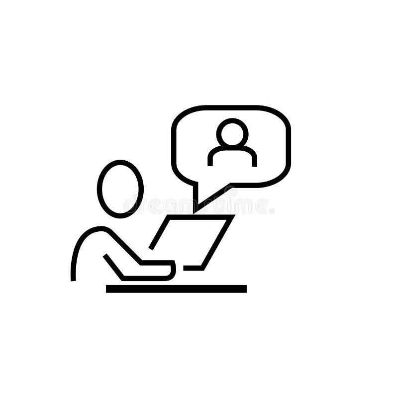 Icône de processus fonctionnante Éléments de finances Conception graphique de qualité de la meilleure qualité illustration stock