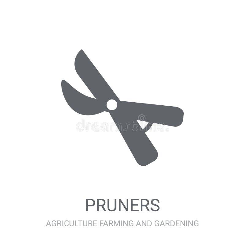 Icône de Pruners  illustration de vecteur