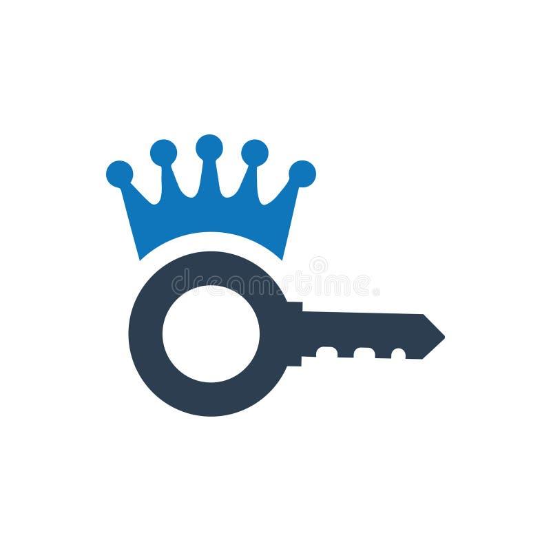 Icône de rang de mot-clé illustration de vecteur