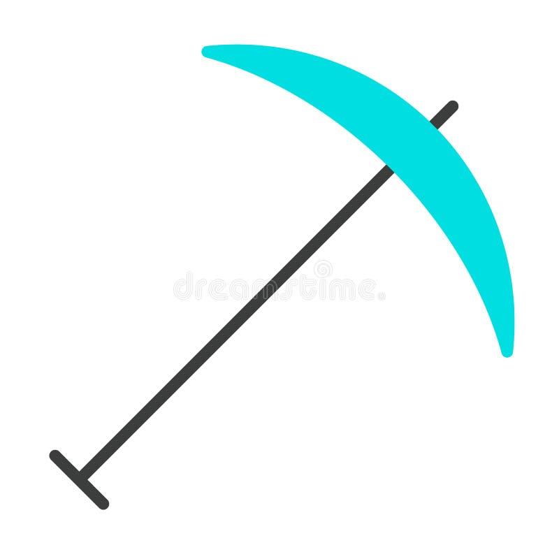 Icône de sélection Pictogramme 96x96 minimal simple de vecteur illustration stock