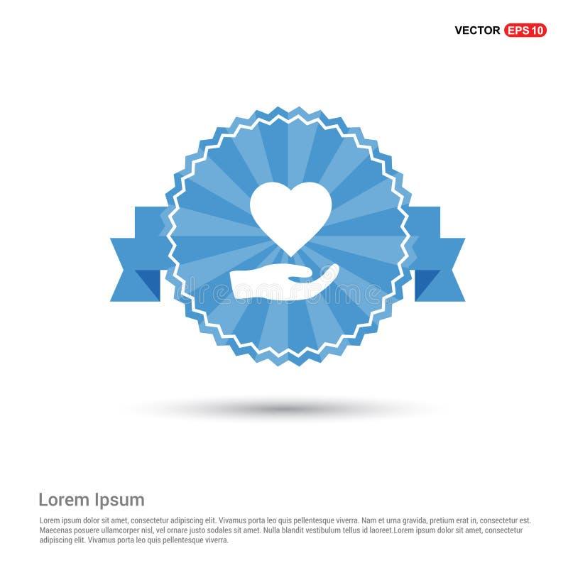 Icône disponible de coeur illustration libre de droits